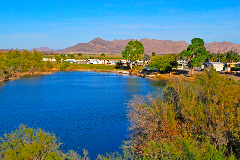 Yuma Lakes Resort Yuma Arizona Rv Camping