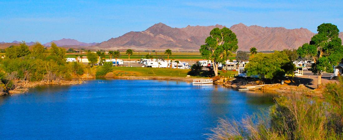 Yuma Lakes Resort - Stocked Fishing Lake