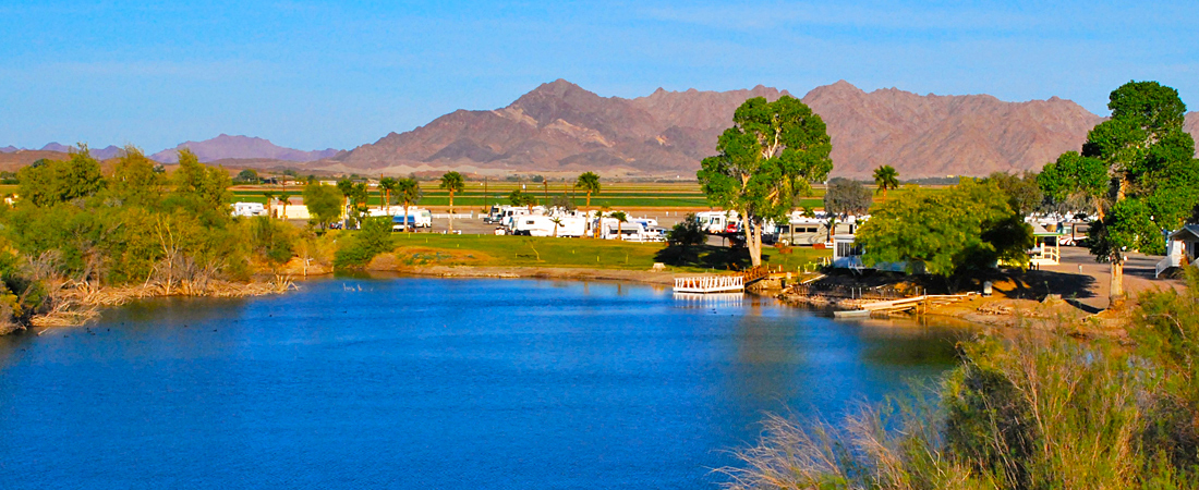 Yuma Lakes Resort - Stocked Fishing Lake