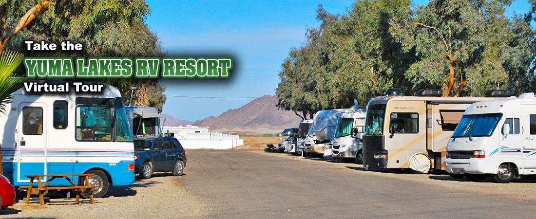 Yuma Lakes RV Resort - Virtual Tour