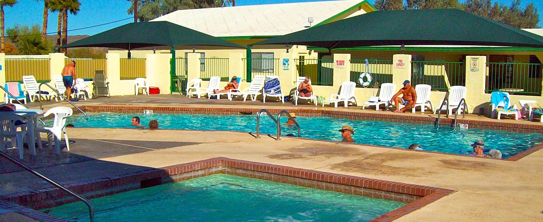 Yuma Lake RV Resort Pool