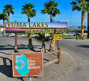 What time is it in yuma arizona