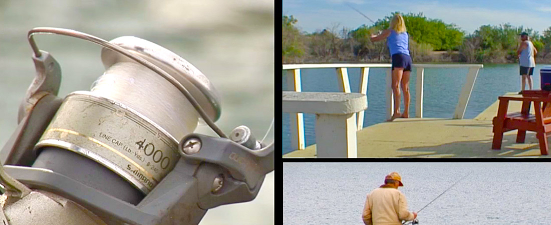 Yuma Lakes Resort - Fishing Lake