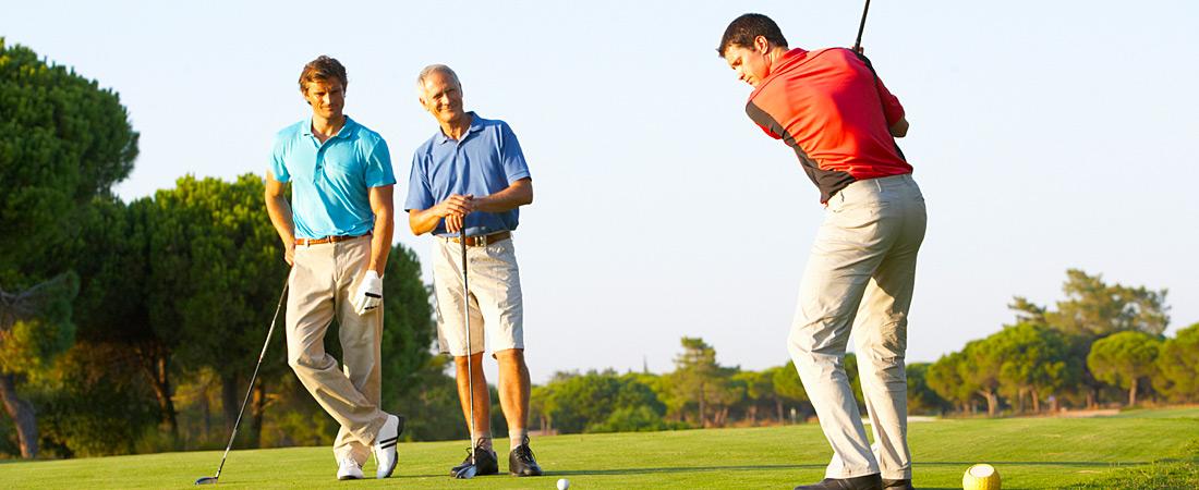 Golf near Yuma Lakes Resort